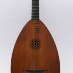 世界の色々なギター〜20世紀のラウテ